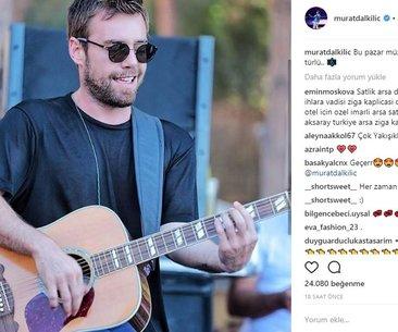 Ünlülerin Instagram paylaşımları (11.12.2017)