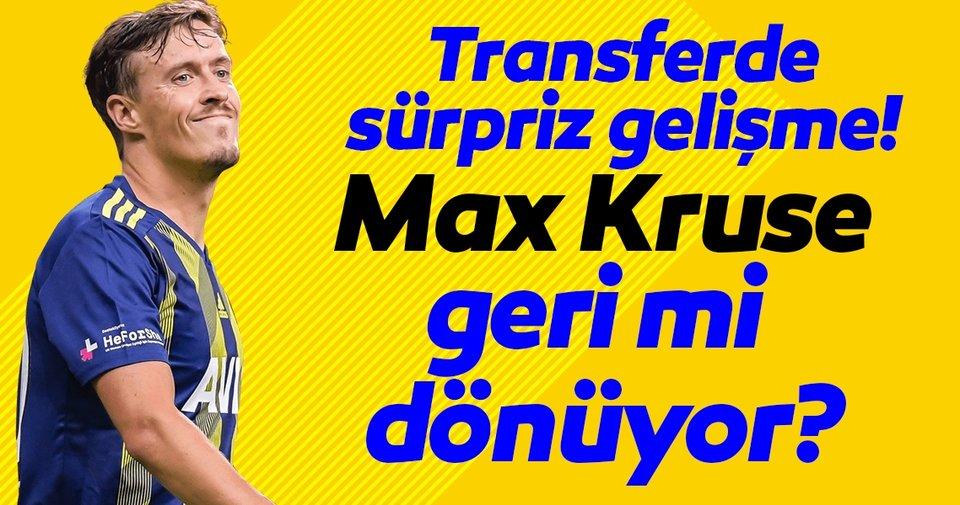 Transferde sürpriz! Kruse geri mi dönüyor?