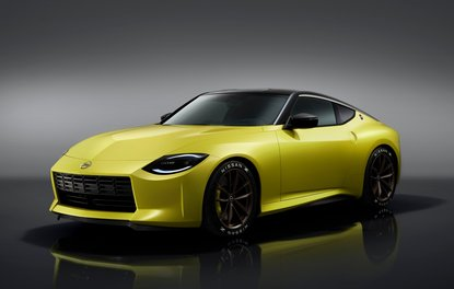 Yeni Nissan Z Coupe geliyor