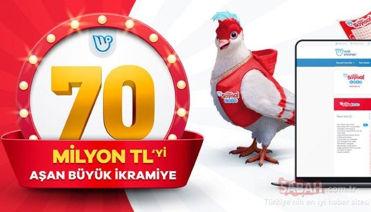 Sayısal Loto sonuçları canlı çekilişle AÇIKLANDI! Milli Piyango Online ile 14 Ekim 2020 Çılgın Sayısal Loto çekiliş sonuçları - MPİ hızlı bilet sorgulama ekranı!