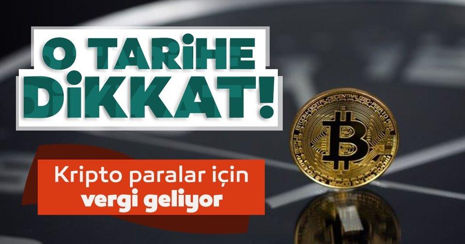 SON DAKİKA HABER! Kripto para için vergi geliyor: Düzenlemede o tarihe dikkat! - Sabah