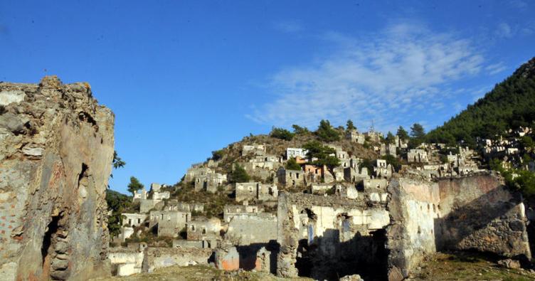 Tarihi Kayaköy turizme kazandırılacak
