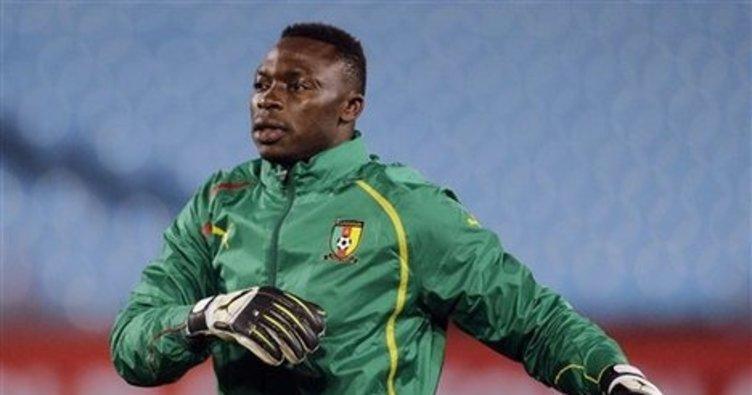 Kameni, Fenerbahçe'nin ilk Afrikalı kalecisi!