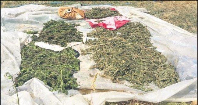 PKK'ya uyuşturucu darbesi