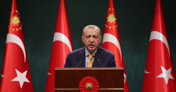 Koronavirüs desteklerinde son dakika kararı: Başkan Erdoğan açıkladı...