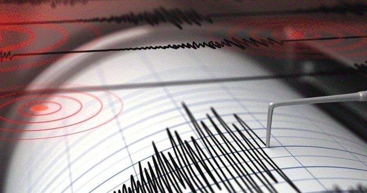 Son dakika haberi: Denizli'de 3,1 büyüklüğünde deprem meydana geldi! | Kandilli son depremler