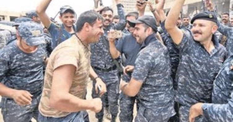 Musul'un DEAŞ'tan kurtarılmasına az kaldı