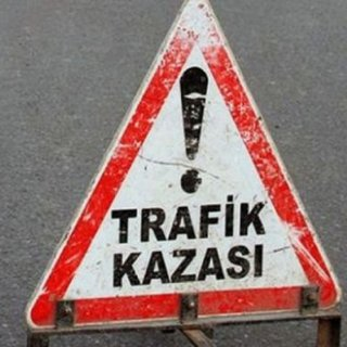 Samsun'da kamyon kamyona arkadan çarptı: 1 yaralı
