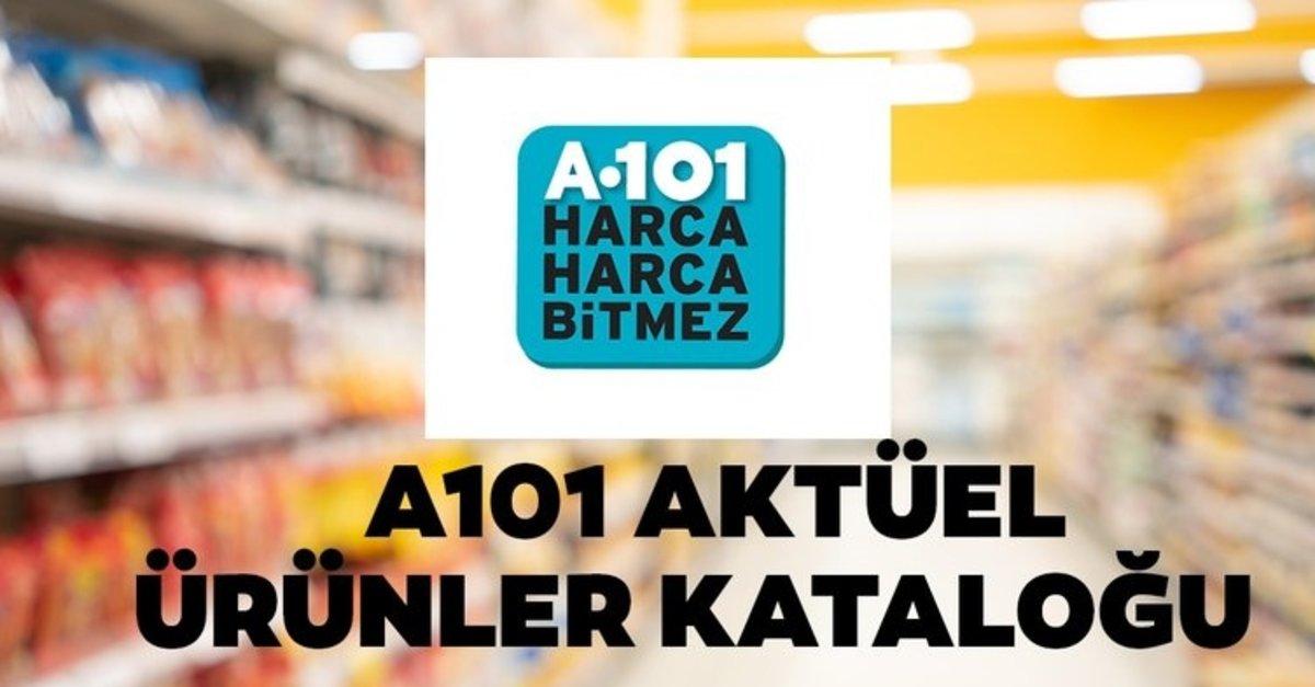 A101 aktüel ürünleri 17 Eylül bugün satışta! Yeni haftaya ait A101 aktüel ürünler kataloğu ile indirimli…