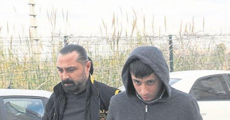 Polis gaspçıları 15 dakikada yakaladı