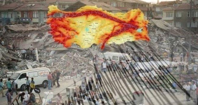 SON DEPREMLER - Deprem mi oldu, nerede, kaç şiddetinde? 25 Ocak AFAD - Kandilli Rasathanesi son depremler listesi burada!
