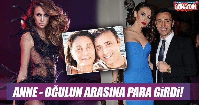Emina Sandal yüzünden Mustafa Sandal'ın annesiyle arası bozuldu