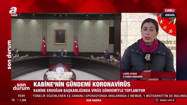 Son Dakika Haberleri   Hafta içi sokağa çıkma yasağı kabine toplantısı gündeminde mi? Cumhurbaşkanı Erdoğan açıklayacak   Video