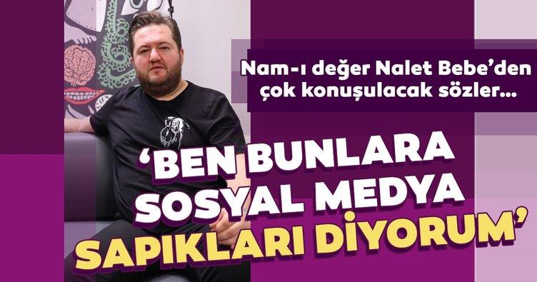 Ömer Başdoğan Nalet Bebe: Ben bunlara sosyal medya sapıkları diyorum!