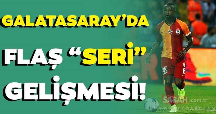 Son dakika haberi: Galatasaray'da flaş Seri gelişmesi! İşte bomba olayın detayları…
