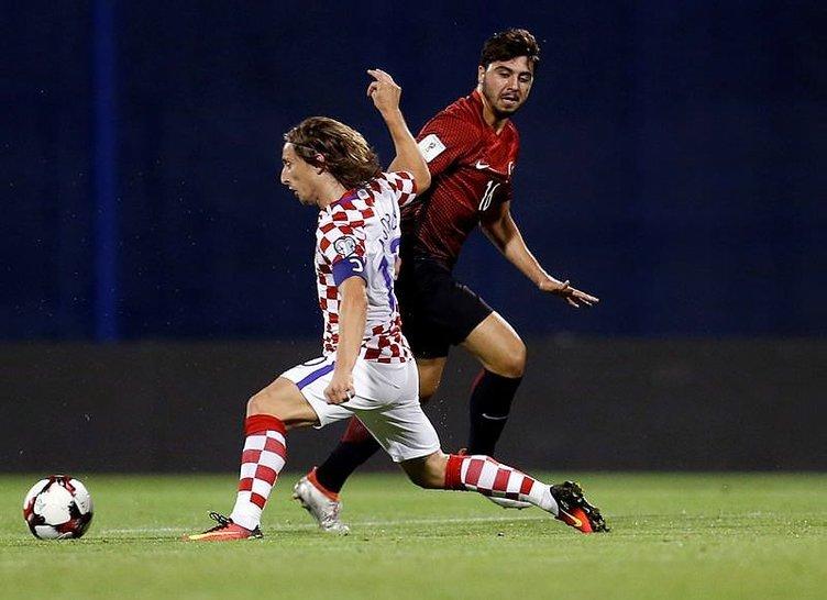 Luka Modric: Biz çok daha iyi takımız