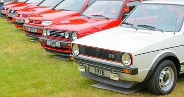 Volkswagen Golf oldukça şaşırttı! Volkswagen'in popüler modeli Golf bu sefer...