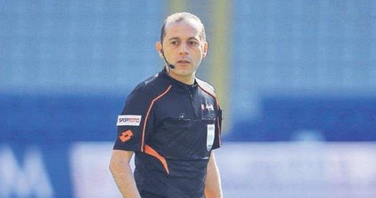 F.Bahçe Trabzon maçı Cüneyt Çakır'ın