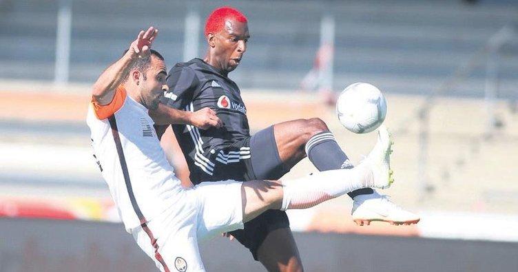 Beşiktaş, Shakhtar'ı geçemedi