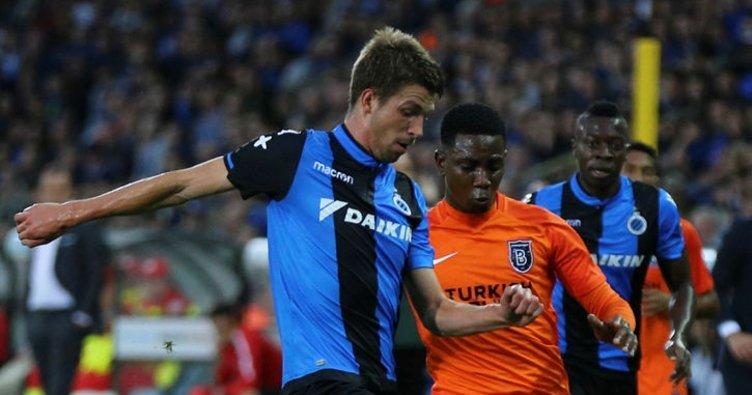 Başakşehir - Brugge maçı ne zaman saat kaçta hangi kanalda canlı yayınlanacak?