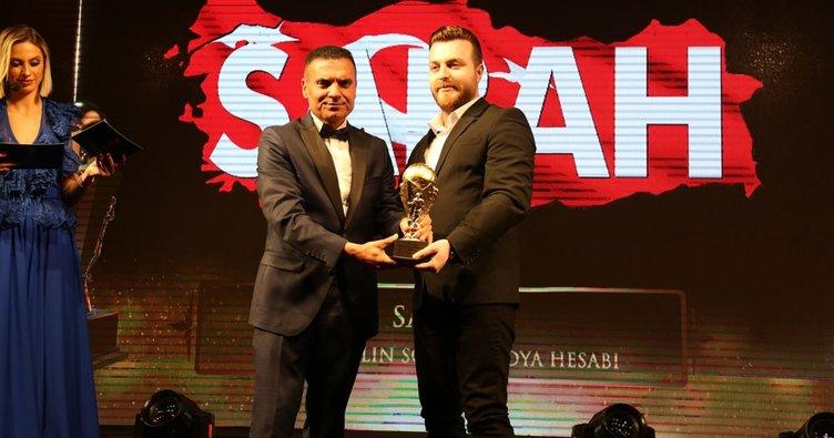Sabah.com.tr'ye bir ödül daha