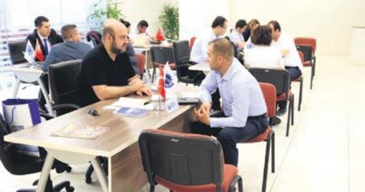 KAYSO Proje Destek Ofisi büyük ilgi gördü