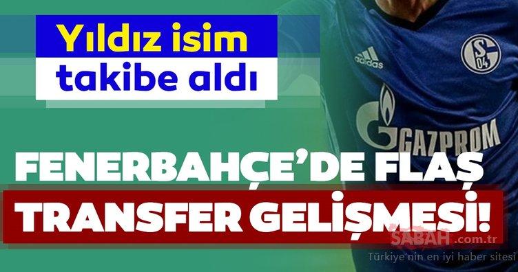 Son dakika Fenerbahçe transfer haberleri   Fenerbahçe'de flaş transfer gelişmeleri...