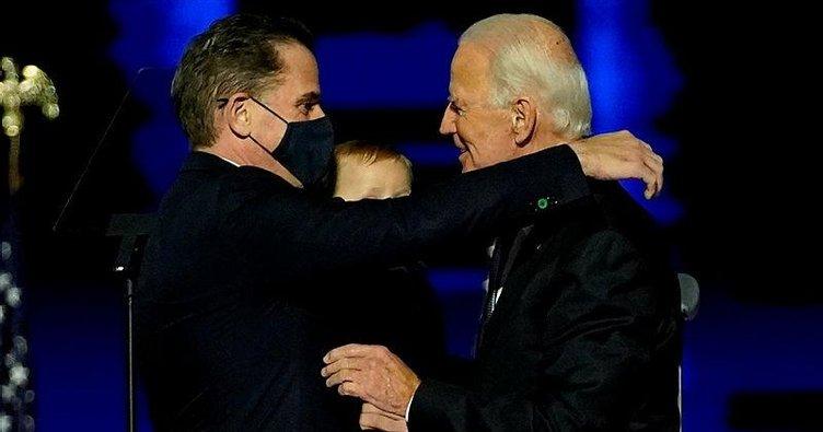Joe Biden'ın oğluna vergi soruşturması