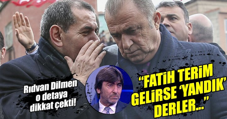 Rıdvan Dilmen: 'Fatih Hoca gelirse yandık, derler...'
