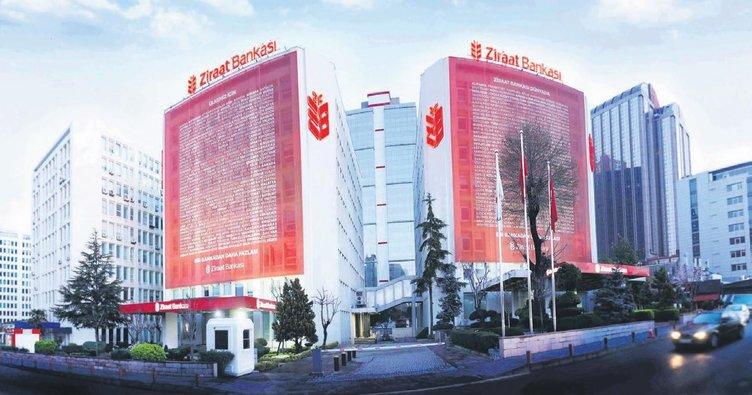 Ziraat Bankası'ndan 5 yılda 31.7 milyar TL net kâr