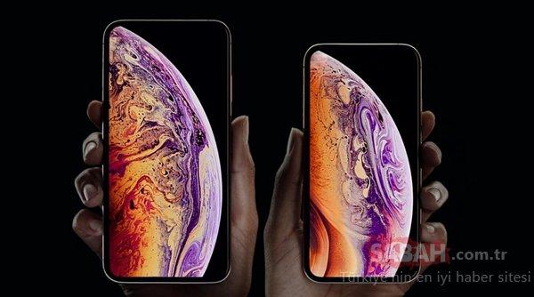 2018 model iPhone'lar tanıtıldı! (iPhone XS, XS Max ve XR'ın tüm özellikleri ve fiyatları)