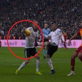 Erman Toroğlu, Beşiktaş-Galatasaray maçındaki penaltı pozisyonlarını yorumladı