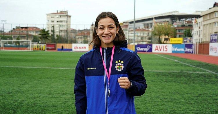 """Buse Naz Çakıroğlu: """"Tokyo'dan altın madalya ile dönmek istiyorum"""""""