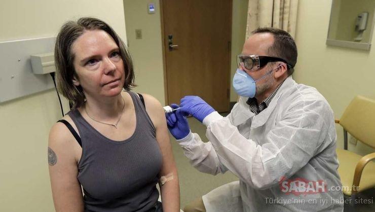 Corona virüsü aşısı ile ilgili umut ışığı yakan son dakika haberi! Korona virüsü aşısı ve tedavi çalışmalarında ilk deneme gerçekleşti