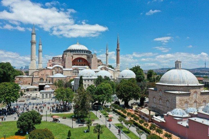 Ayasofya kararı sonrası skandal teklif! Selanik'teki Atatürk Müzesi hakkında Yunan Bakan'dan haddini aşan sözler...