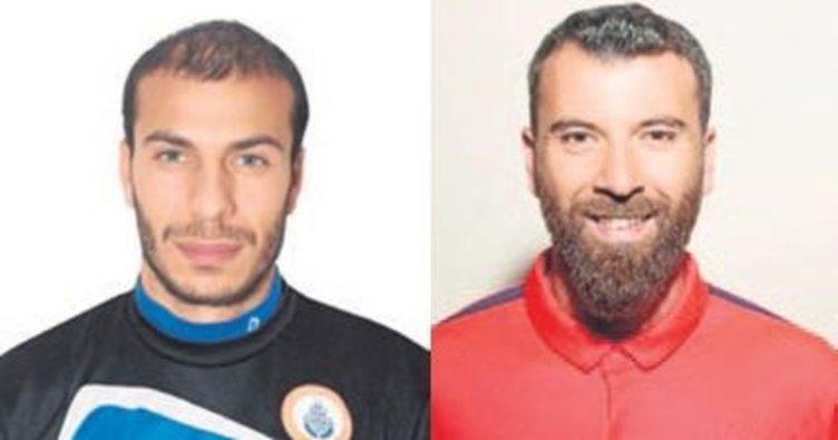 Adanaspor'da iki imza birden