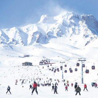 Erciyes'te hedef 2.5 milyon ziyaretçi 250 milyon lira gelir