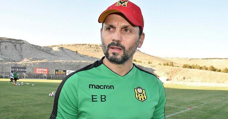 Yeni Malatyaspor'da hedef ilk 10