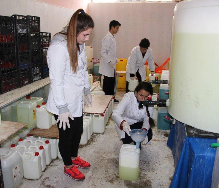 Fabrika gibi okul: Cirosu 1 milyon TL