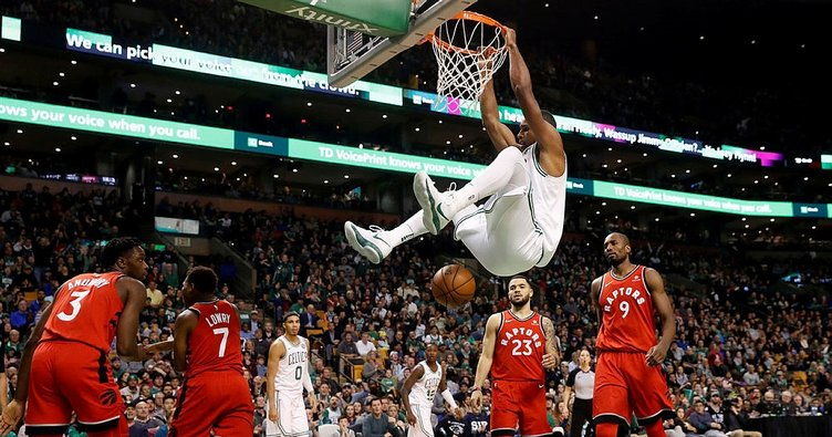 NBA'de Boston Celtics şov!