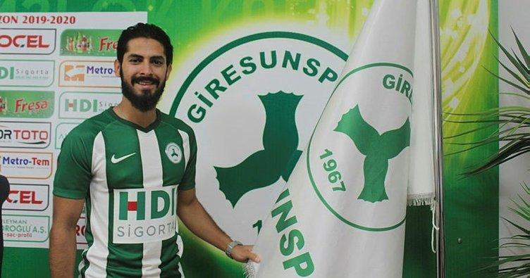 Muhammed Himmet Ertürk, Giresunspor'da