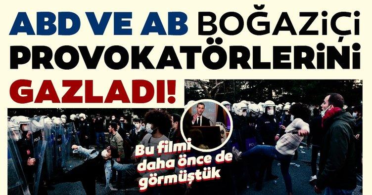 ABD ve AB'den Türkiye'ye yönelik Boğaziçi provokasyonu: Endişe duyuyoruz…