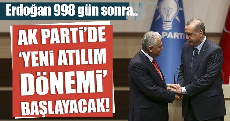 AK Parti'de 'Yeni Atılım Dönemi' başlayacak
