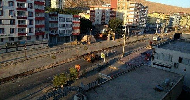 Diyarbakır'da 10 mahallede sokağa çıkma yasağı ilan edildi