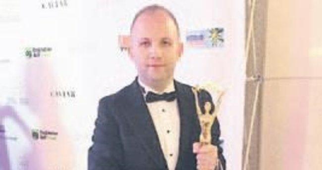 Ankara'nın oteline ödül