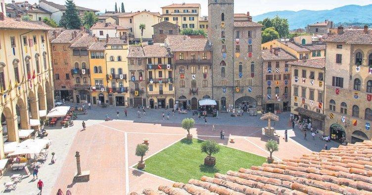 Arezzo'nun iki yüzü
