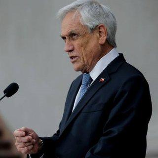 Şili Devlet Başkanı Pinera'dan halka