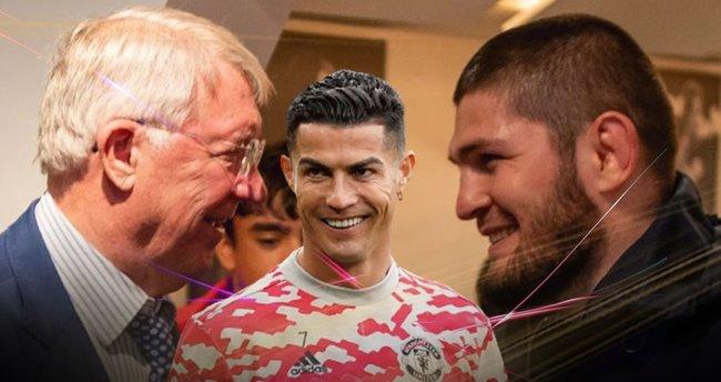 Alex Ferguson laf arasında Solskjaer'i eleştirdi! Cristiano Ronaldo'yu oynatmazsan…