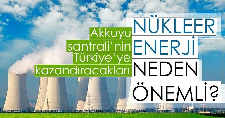 Nükleer enerjinin Türkiye'ye kazandıracakları: Kerem Alkin değerlendirdi