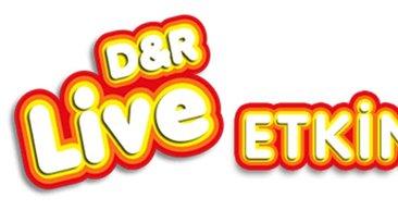 D&R Live Mayıs Etkinlikleri